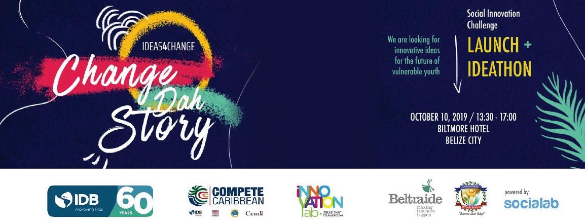 Change Dah Story - Launch and Ideathon